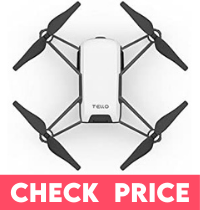 Tello Quadcopter with HD Camera and VR by DJI Technology